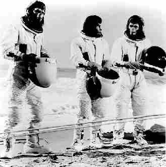 monkey astronaut movie - photo #29
