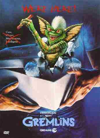 Gremlins [1984]DVDRip[Eng] CHuNk preview 0