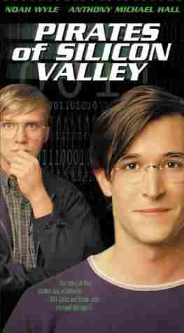 the pirates of silicon valley movie review, Steve Jobs, Bill Gates ...