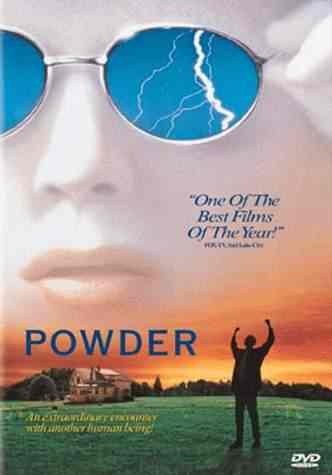 powder movie review, powder film review.