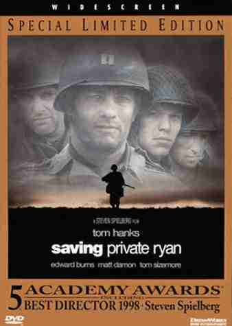 a summary of the movie saving private ryan It was about saving your skin the movie's opening sequence is as graphic as any saving private ryan says things.