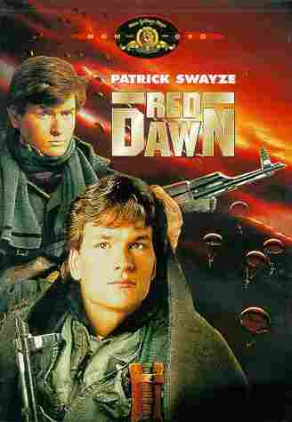 ghost red dawn movie