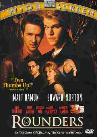 Matt damon poker film