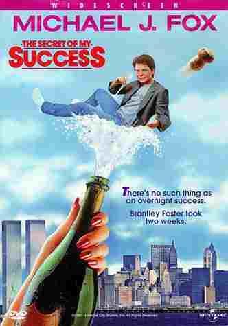 Movie secret of my success michael j fox zorro
